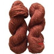 Vardhman Butterfly Coffee 200 gm hand knitting Soft Acrylic yarn wool thread for Art & craft Crochet and needle
