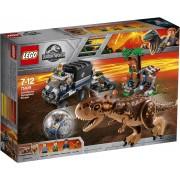 Lego Jurassic World 75929 Carnotaurus - Flucht in der Gyrosphere