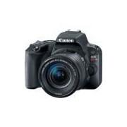 Câmera Canon EOS Rebel SL2 com lente 18-55mm IS STM