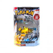 Pokemon Series 1 Pikachu vs Kyurem Action Figure 2-Pack