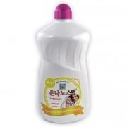 KMPC «Baby Step Fabric Softener» Кондиционер для детского белья, 1100 мл.