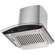 Hindware CLEO HAC 60 Wall Mounted Chimney(black, s.s 1200 CMH)