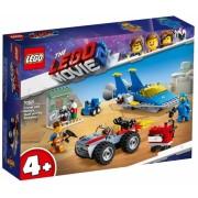 Atelierul Construieste si repara! al lui Emmet si Benny 70821 LEGO Movie