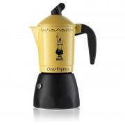 Bialetti orzo express caffettiera da 2 tazze 2tz alluminio 0002328/mr