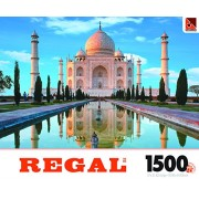 The Canadian Group Regal Taj Mahal Puzzle 1500 Piece