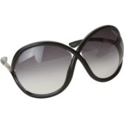 Tom Ford Round Sunglasses(Grey)