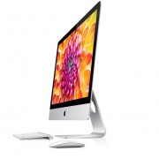 Apple iMac 27 ин., Quad-core i5, 3.2GHz, 8GB, 1TB HDD, Nvidia GT 755M 1GB с вграден VESA Mount адаптер (модел 2013)