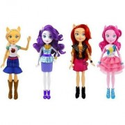Papusa My Little Pony Equestria Girls Sunset Shimmer Classic Style Doll E0631 Hasbro