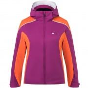 Kjus Girls Jacket FORMULA fruty pink/kjus orange