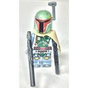 Boba Fett Minifigure Star Wars