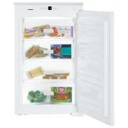 Congelator încorporabil Liebherr IGS 1624, 100 L, SmartFrost, Alarmă uşă, Siguranţă copii, SuperFrost, Display, Control taste, 4 sertare, H 88 cm, Clasa A++