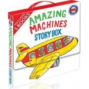 Amazing Machines Story Box by Tony Mitton