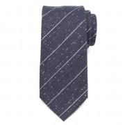 Férfi klasszikus nyakkendő (minta 352) 7167 keverékek hullámdovod és selyem