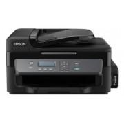 Multifuncional Epson WorkForce M205, Blanco y Negro, Inyección, Tanque de Tinta (EcoTank), Inalámbrico, Print/Scan/Copy