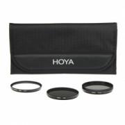 Hoya Filtre Set Pol.-C+NDX8 +HMC UV (C) 43mm NEW RS1048377