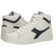 Diadora Heritage Game L High WhiteDress BluesWhite