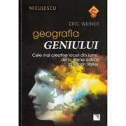 Geografia geniului. Cele mai creative locuri din lume de la Atena antica la Silicon Valley