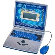 Super-Slim Educational Talking Kids Laptop (Blue) 22 activity