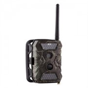 DuraMaxx GRIZZLY Mini GSM Trail Camera 40 LED-uri de acumulator Negru pachet de 12 MP Full HD (CTV6-GRIZZLY MiniGSM)