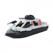 Katonai játékhajó 40,3 cm