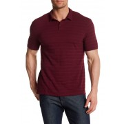 John Varvatos Star USA Basic Polo OXBLOOD