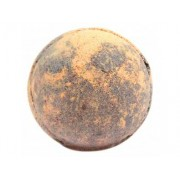 Ueva Design Boule de bain - Orange et Chocolat