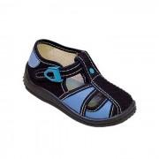 Pantofi sport copii - bleumarin, albastru, Zetpol - Z-KAJA5763-18-Albastru