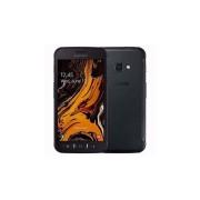 Samsung G398F Galaxy Xcover 4s 32GB, Dual SIM, fekete, Kártyafüggetlen, 1 év Gyártói garancia
