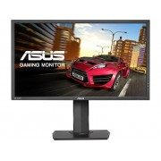 Asus MG28UQ LED-monitor 71.1 cm (28 inch) Energielabel B (A+ - F) 3840 x 2160 pix UHD 2160p (4K) 1 ms HDMI, DisplayPort, USB 3.0 TN LED