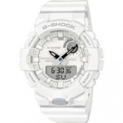 Casio Náramkové hodinky Casio GBA-800-7AER, (d x š x v) 51.1 x 48.6 x 15.5 mm, bílá