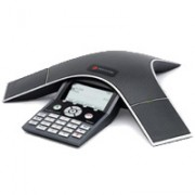 Polycom SoundStation IP 7000 (SIP) conf phone. AC pwr or 802.3af Power over Ethernet. Includes 100-240V power supply, 1.5A, 48V/50W; CEE 7/7 power plug; 7.6m Cat5 shielded Ethernet cable; Pwr Insert C