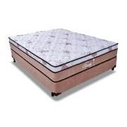 Colchão Probel Molas Pocket Classic Natural Látex - Colchão King Size - 1,93x2,03x0,30 - Sem Cama Box