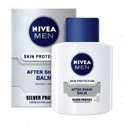 Nivea After Shave Balsam 100 ml Silver Protect