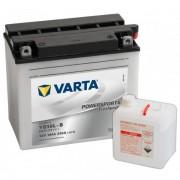 Varta Funstart Freshpack YB16L-B 12V akkumulátor - 519011