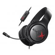 Casti gaming Creative 70GH034000000 Sound BlasterX Series H3 Black