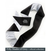 Fifty Shades of Grey - All Mine Deluxe Blackout Blindfold