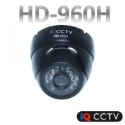 CCTV kamera s 20m nočním viděním, antivandal, voděodolnost