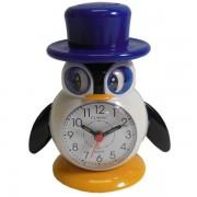 Pingvines ébresztő óra