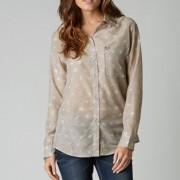 košile dámská FOX - Adlibs - Aluminium