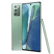 Samsung Galaxy Note20 zöld