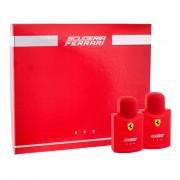 Ferrari Scuderia Ferrari Red confezione regalo Eau de Toilette 75 ml + dopobarba 75 ml uomo