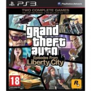 Grand Theft Auto: Episodes from Liberty City, за PlayStation 3