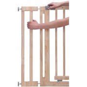 Safety 1st Safety Gate Extension 16x77 cm Wood 24940104
