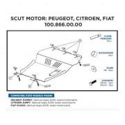 Scut Motor Metalic Asam Peugeot Expert Citroen Jumpy Fiat Scudo