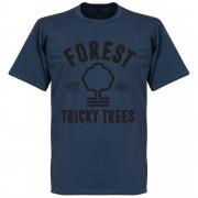 Retake Nottingham Forest Established T-Shirt - Blauw - XXL