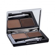 L´Oréal Paris Brow Artist Genius Kit polveri per sopracciglia 3,5 g tonalità Medium To Dark