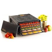 Excalibur 5 plateaux avec minuteur Noir - Déshydrateur alimentaire