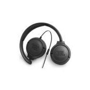 Fone de Ouvido JBL T500 Headphone Preto - JBLT500BLK