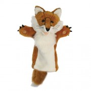 The Puppet Company Fox Long Sleeved Glove Puppet