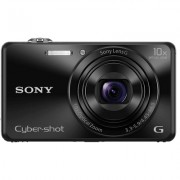 Sony DSC-WX220/BC IN5 Point & Shoot Camera (Black) OpenBox